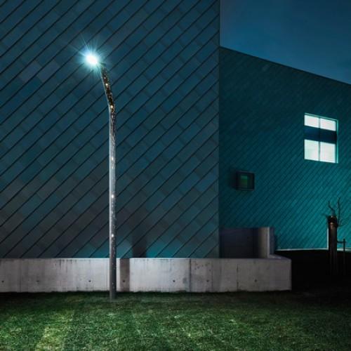 """""""城市之光""""路灯设计"""